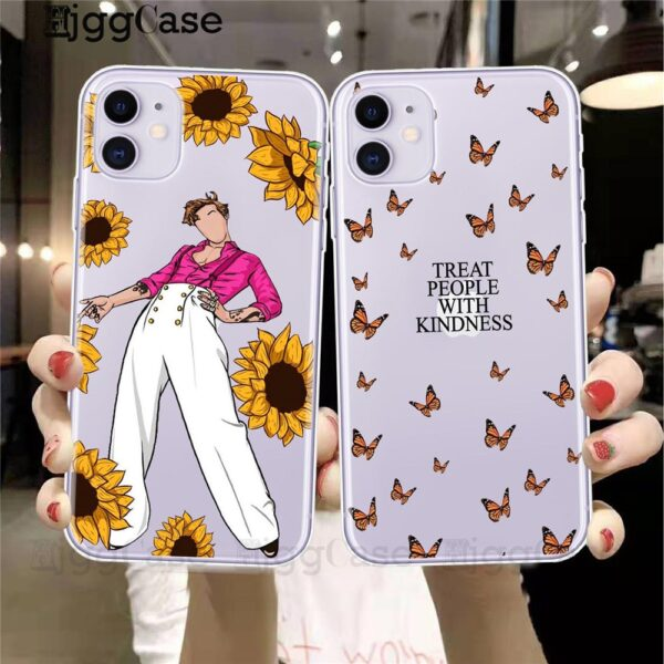 Harold Hazza Pictures Case for iPhone 11 12 Pro Max iPhone 7 8 Samsung Galaxy Harry Styles Aesthetic Phone Case One direction Gift Idea