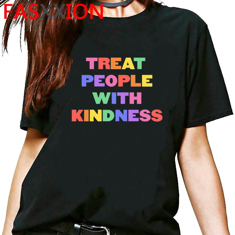 Harry Treat People With Kindness Sweater Standard Women/'s T-Shirt
